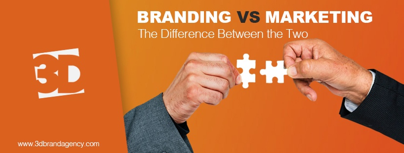 Marketing VS Branding