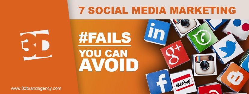 Social Media Marketing Fails